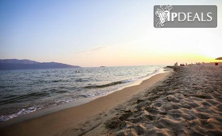 През Май в Керамоти, Гърция! 3, 4 или 5 нощувки за до шестима в мезонет