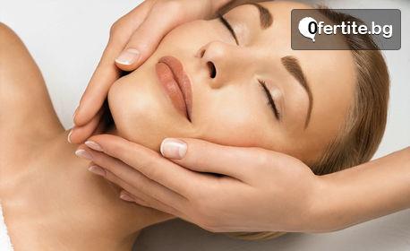 2 anti-age масажа на лице с професионална козметика Glory с екстракт от Lakesis