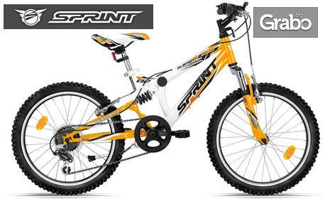 2ee326c1fca Вземи своя велосипед Sprint Element в модел и цвят по избор ...