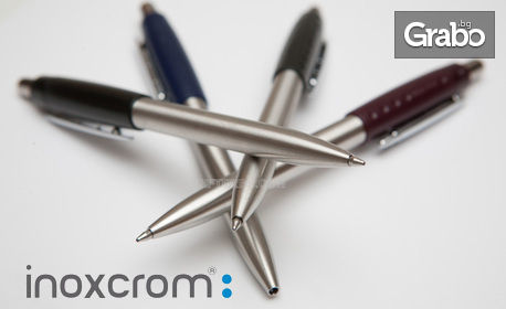Химикалка Inoxcrom Design - на половин цена
