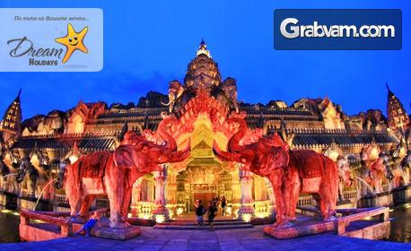 Посети Тайланд! 7 нощувки със закуски на остров Пукет, плюс самолетен билет