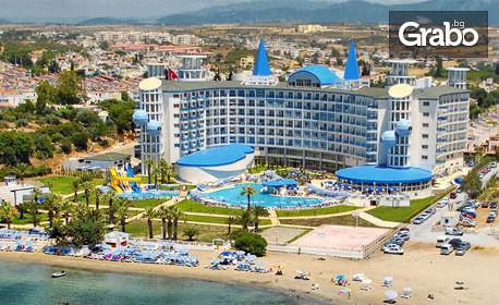 Петзвезднa почивка в Дидим през Октомври! 7 нощувки на база All Inclusive в Buyuk Anadolu 5*