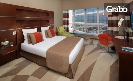 Екскурзия до Дубай! 4 нощувки със закуски и вечери в хотел Millenium Place Barsha Heights 4*, плюс самолетен билет и сафари в пустинята