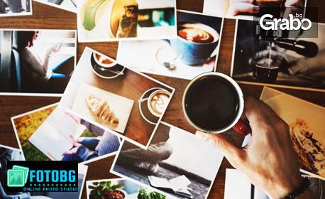 Копиране на 100 или 200 снимки в размер 10х15см, плюс 5 или 10 снимки 13х18см