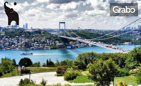 Виж Истанбул! Екскурзия за Фестивала на лалето с 1 нощувка, закуска и транспорт