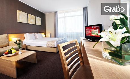 През Юни в Банско! 2 или 3 нощувки със закуски, плюс релакс зона, планински преход и посещение на забележителности