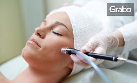 Грижа за лице по избор - почистване, терапия с ултразвук или мезотерапия