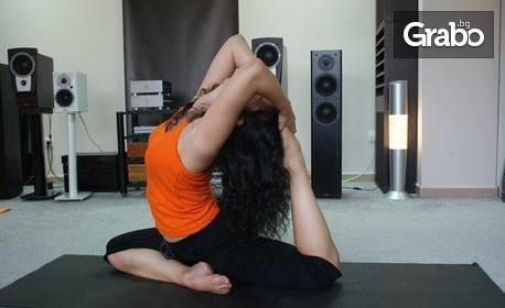 Посещение на Класическа, Хатха или Виняса флоу йога