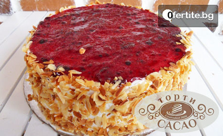 "Вкусна торта ""Боровинка"""