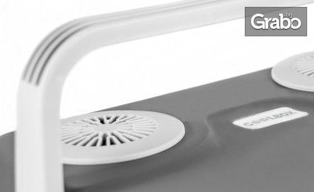 32-литрова термо кутия Camry CR 8065 с двойно захранване - за охлаждане и затопляне, плюс безплатна доставка