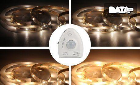 LED лента Öuesen с инфрачервен сензор за движение и таймер