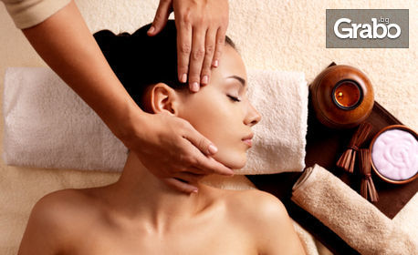 Виетнамски масаж на глава и врат, плюс кинезитерапия на шийни прешлени