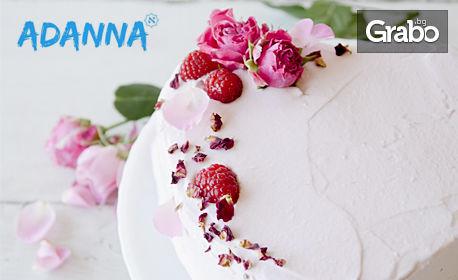 Уъркшоп по приготвяне на романтични торти за двама