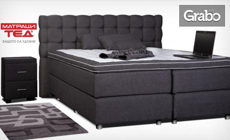Скандинавско легло Комфорт в размер по избор, плюс доставка
