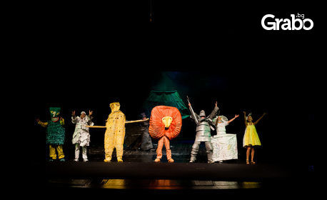 """Театър за деца от 7 до 70 години - """"Магьосникът от ОЗ"""" на 24 Февруари"""