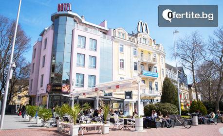 Нощувка във Варна до края на Февруари