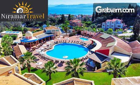 Лятна почивка на остров Корфу! 4 нощувки със закуски и вечери в Хотел Olimpion Village***+