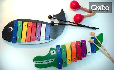 Индивидуален урок по пиано, пеене, барабани или китара