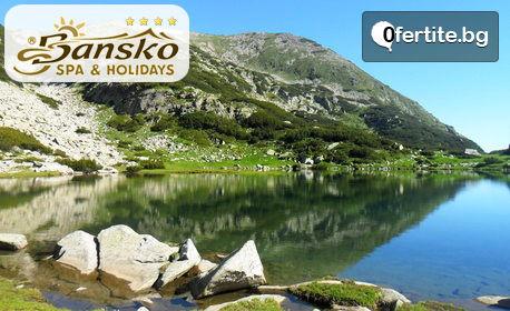 Януари и Февруари на ски в Банско! Нощувка със закуска, обяд и вечеря, плюс SPA и възможност за All Inclusive