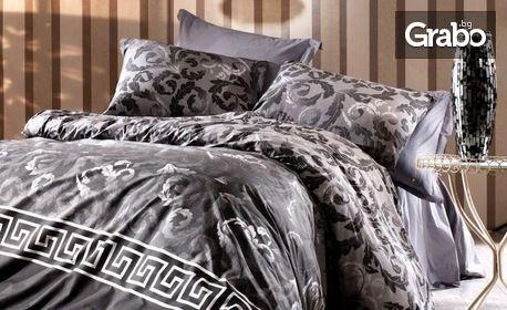 За уют в дома! Спален комплект от ранфорс - модел и размер по избор
