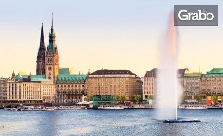 Предколедна екскурзия до Хамбург! 3 нощувки със закуски, плюс самолетен транспорт и възможност за Любек и Бремен
