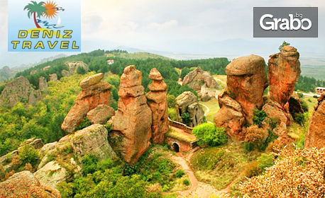 Еднодневна екскурзия до Белоградчишки скали, крепостта Калето и пещера Магурата