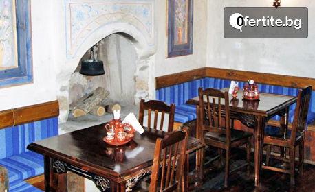 Почивка за двама във Велинград! 2 нощувки със закуски и една вечеря