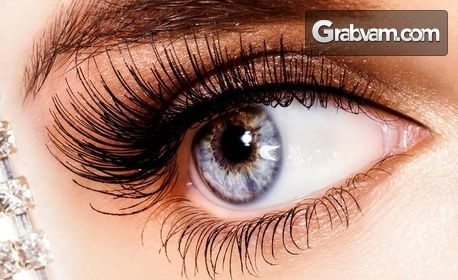 Удължаване и сгъстяване на мигли - косъм по косъм или по 3D или 6D метод