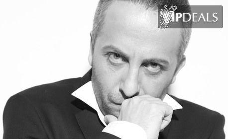 """Моноспектакълът на Мариус Куркински """"Черното пиле"""" на 11 Декември"""