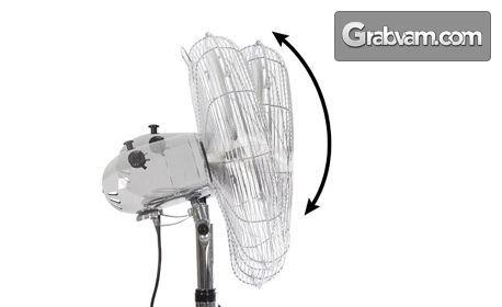 Вентилатор AEG от неръждаема стомана