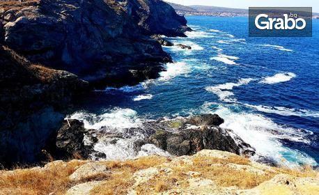 Разходка с бъги от Приморско до Бегликташ, Маслен нос или залива Света Парашкева