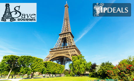 Екскурзия до Венеция, Рим, Монтекатини, Анимас, Женева, Милано, Париж и Брюксел! 8 нощувки със закуски, плюс транспорт