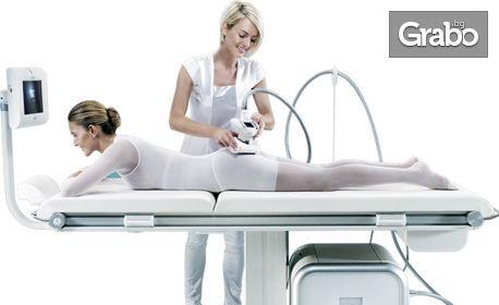 3 LPG терапии с Cellu M6 Кeymodul на бедра, седалище, корем, гръб и ръце