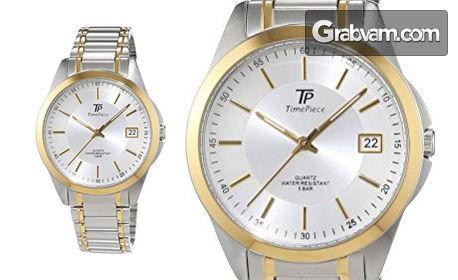 Оригинален мъжки кварцов часовник Time Piece
