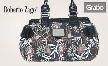 Бъди стилна! 70% отстъпка за дамска чанта Roberto Zago