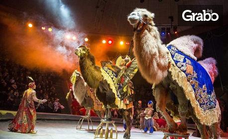 Цирк Колозеум гостува в София! Вход за спектакъл на 8 или 9 Ноември