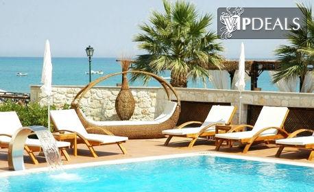 Ранни записвания за почивка на Халкидики! 4 или 5 нощувки на база All Inclusive в Хотел Xenios Possidi Paradise****
