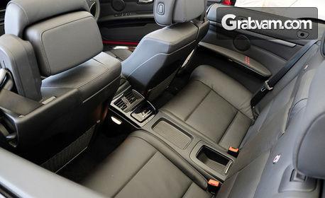 Озониране на автомобил - за дезинфекция и трайно премахване на неприятни миризми от купето