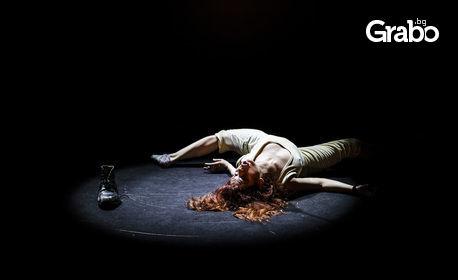 """Постановката в """"Убиецът и блудницата"""" по """"Престъпление и наказание"""" - на 14 Ноември"""