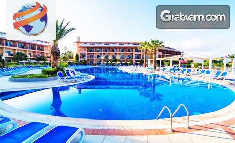 Ранни записвания за луксозна почивка в Кушадасъ! 5 нощувки на база All Inclusive в Ephesia Holiday Beach Club*****