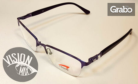Диоптрични очила с рамка по избор, плюс 2 броя стъкла Vision Lens for Computer и монтаж
