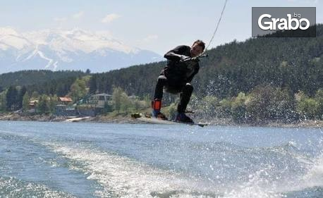 Discover Wakeboarding - едночасово приключение в язовир Искър с професионален инструктор