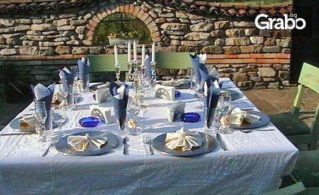 Септември в Троянския балкан! 2 или 3 нощувки за двама със закуски, обеди и вечери, плюс басейн и сауна