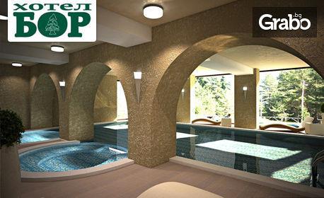 SPA в Рила! 1 нощувка със закуска и вечеря, плюс ползване на басейн, сауна и парна баня