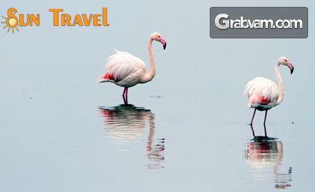 За Гергьовден до Кавала, Керамоти, езерото Керкини и пещерата Алистрати! 2 нощувки и транспорт