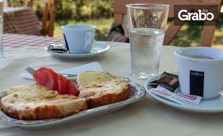 През Май или Юни в Черноморец! 2 нощувки със закуски и вечери в бунгало - на 200м от плажа
