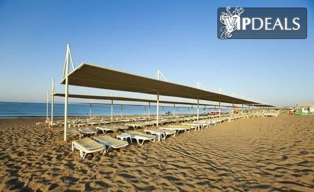 На море в турския курорт Сиде! 7 нощувки на база All Inclusive в Sural Hotel*****