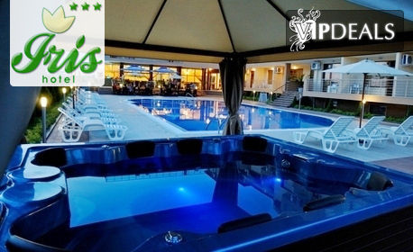 Летен релакс край Несебър! 3, 5 или 7 нощувки със закуски и възможност за вечери - на 100м от плажа