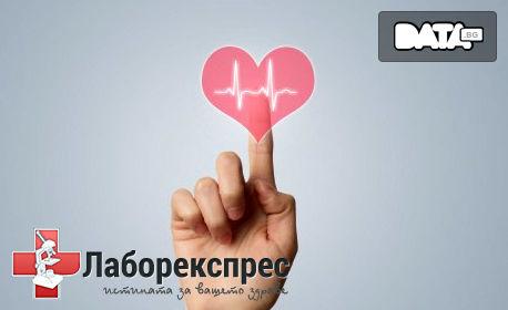 Изследвания за състоянието на сърцето и кръвоносните съдове