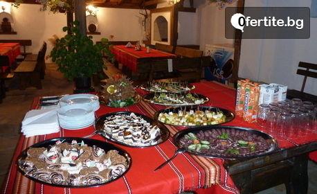 Зимна почивка в Еленския Балкан! Нощувка със закуска и вечеря, в с. Долни Марян